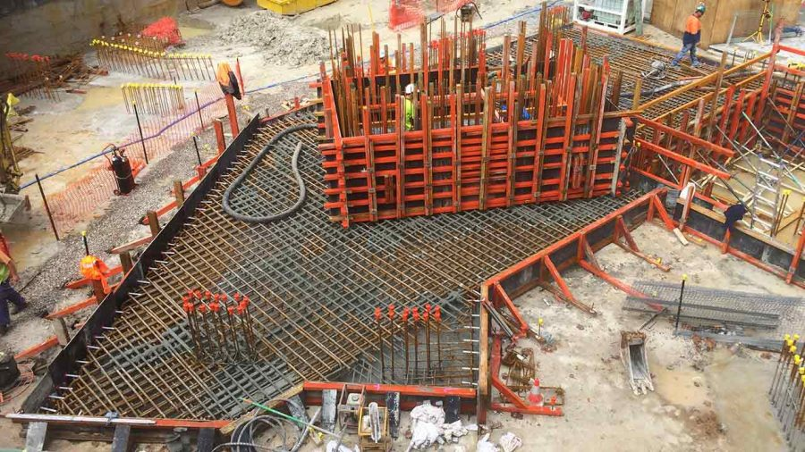 How To Use Formwork On A Construction Site