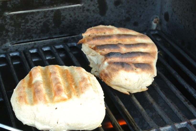 Can You Bake Your Bread On A Grill