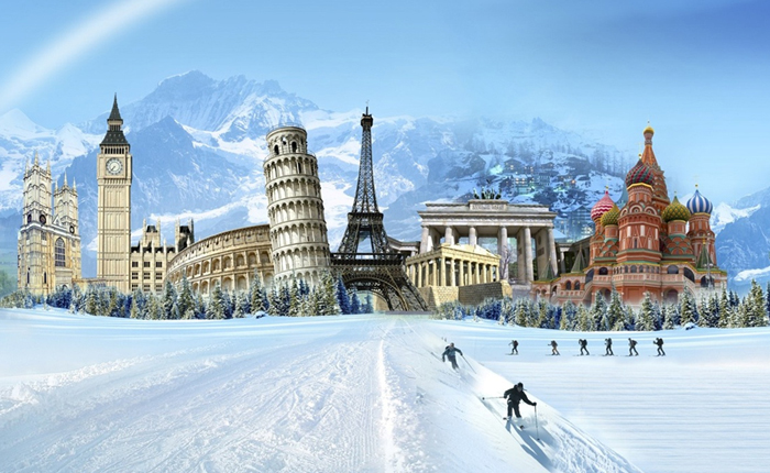 Top 5 European Destinations Of 2018