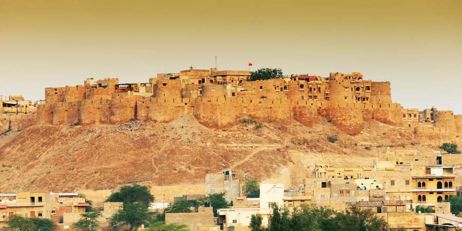 Things To Do In Jaisalmer With Palace On Wheels