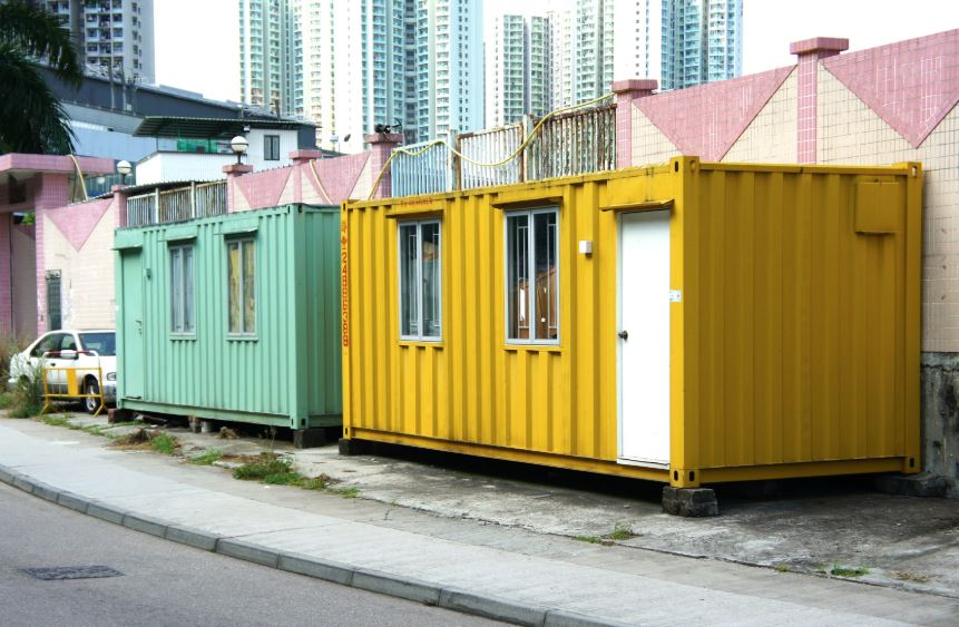 3 Ways to Use Shipping Containers in Business_google_shipping container office