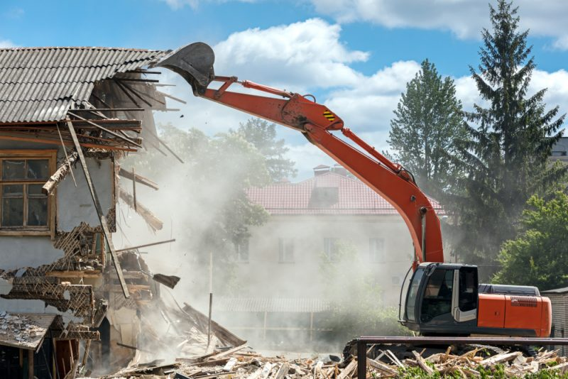 The Essentials of Building a Demolition Business
