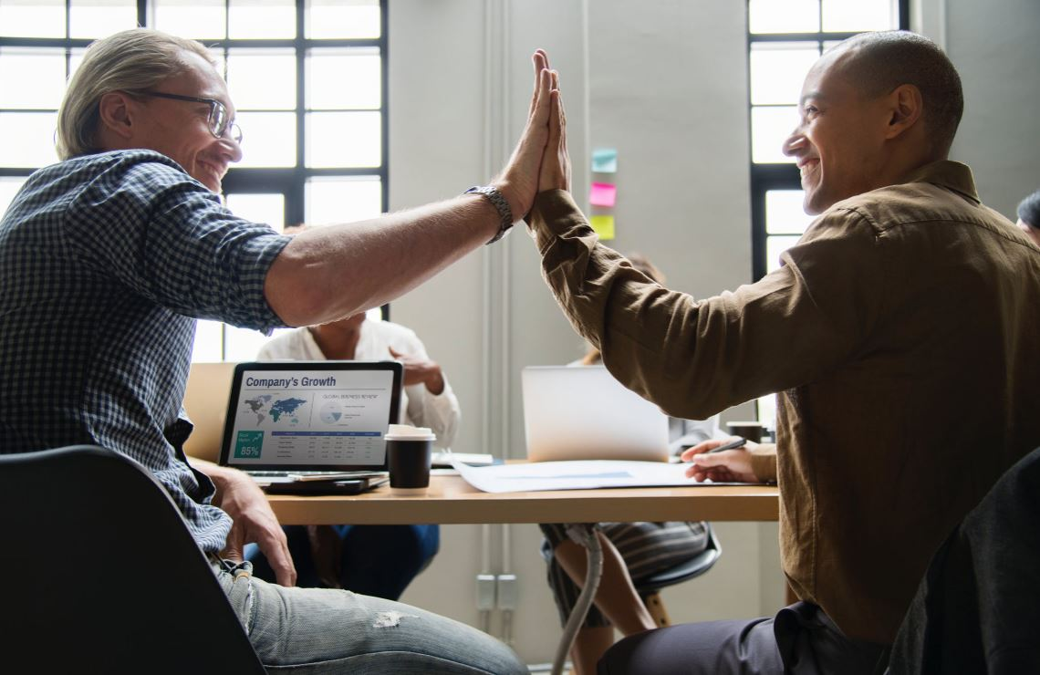 Creating a Better Business 3 Tips to Turn Your Company Toward Success_pexels_success