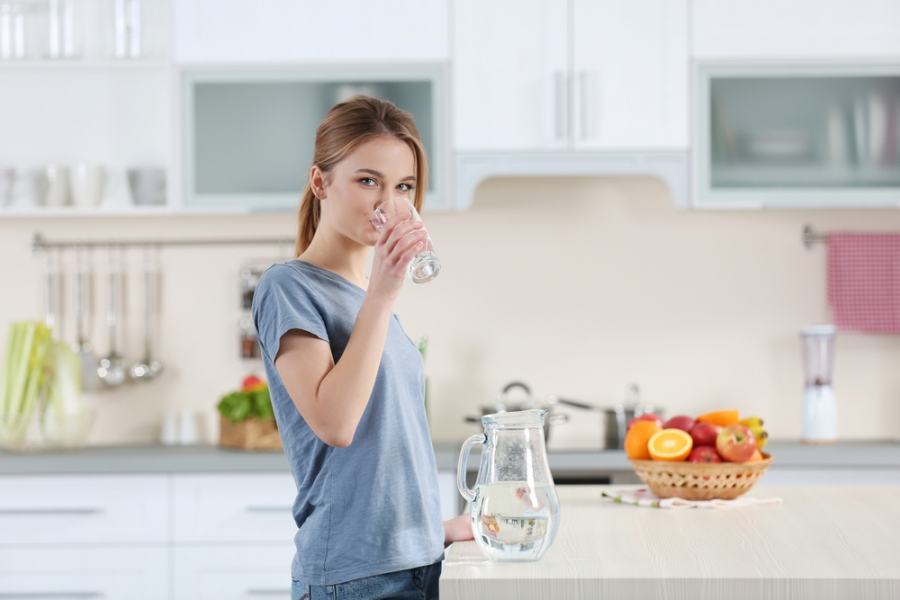 Can Drinking Water Cure Dry Skin