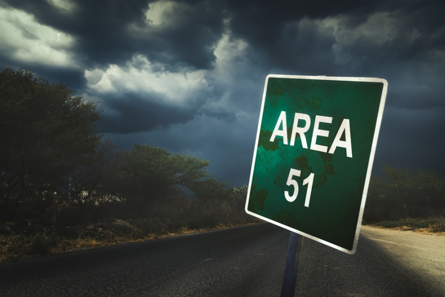 Here Are the Two Ways You Can Bet on the Storming of Area 51