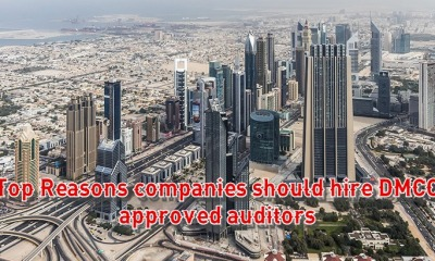 companies should consider DMCC approved Auditors