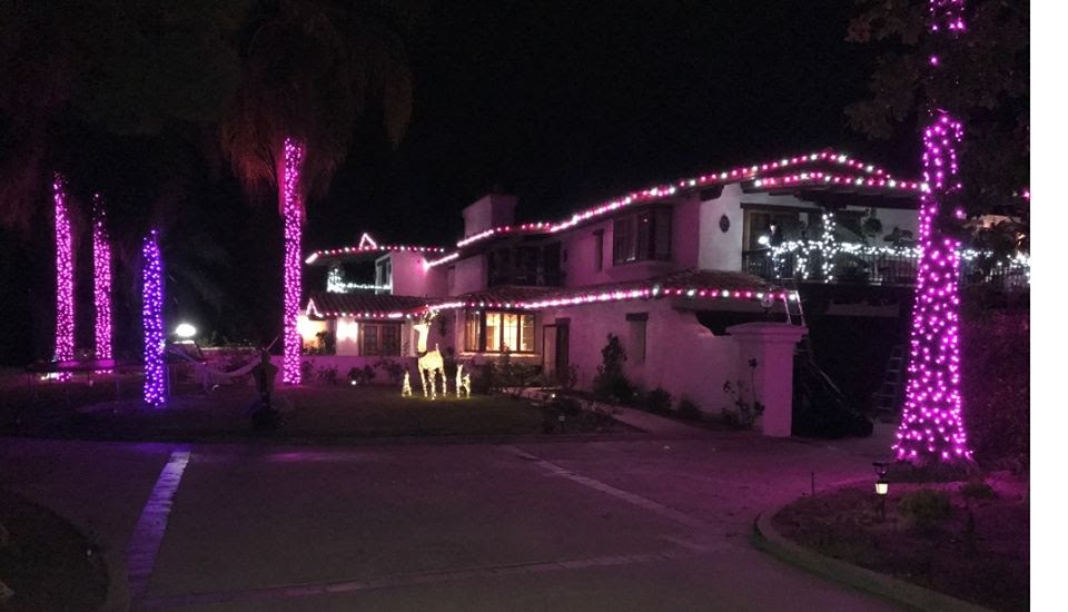 Hire A Holiday Lights Service