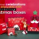 Make Your Celebrations More Enjoyable With Attractive Christmas Boxes
