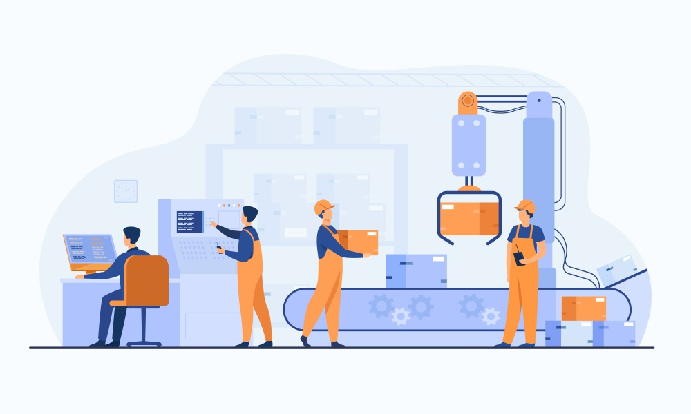 How Best Is Automation Helping The Retail Industry to Survive?